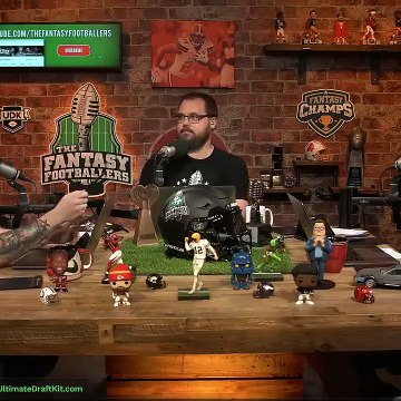 Fantasy Football 2021 - Free Agency Wishing Well + Film Superstars, Divots & Craters - Ep. #1032