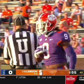 Pittsburgh Panthers Vs. Clemson Tigers | 2020 College Football Highlights