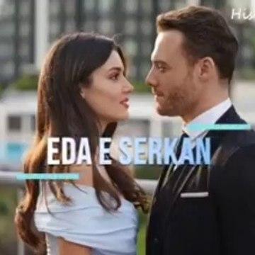 Eda e Serkan Parte 3  1/2 - [ Legendado em Português ]