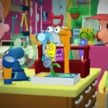 Handy Manny Season 3 Episode 11 The Earth Day Challenge Dario Dance