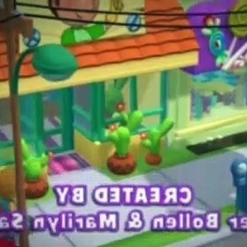 Handy Manny Season 3 Episode 13 Bunny In The Basement Fast Eddies Scooter