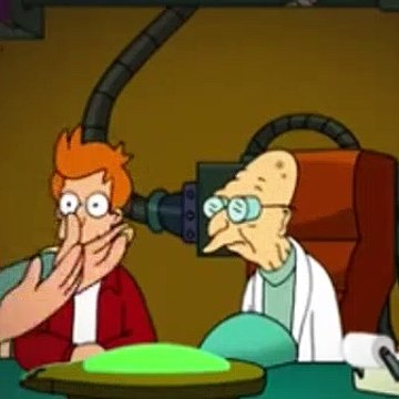Futurama Season 7 Episode 5 Zapp Dingbat