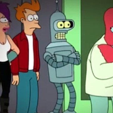 Futurama Season 7 Episode 7 The Six Million Dollar Mon