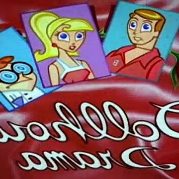 Dexter's Laboratory Season 1 Episode 25 - Dollhouse Drama