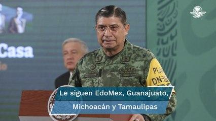 Hidalgo se mantiene en primer lugar por robo de combustible: Sedena