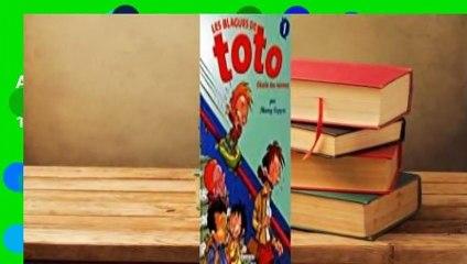 About For Books  Les Blagues De Toto, Tome 1: L'e?cole Des Vannes  For Kindle