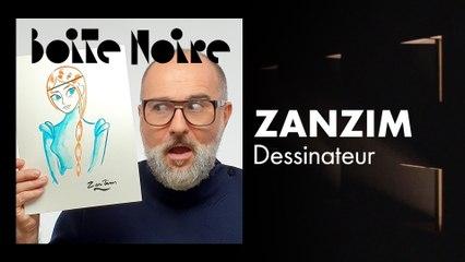 Fred Zanzim | Boite Noire