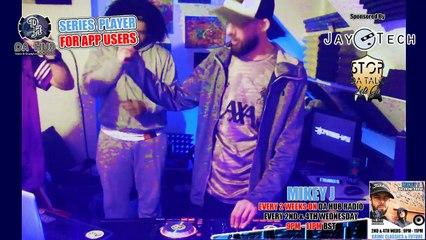 Episode 189 Mikey J ,MC Nicky Talent & Migz  (Grime)
