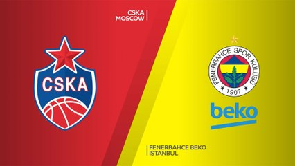 EuroLeague 2020-21 Highlights Playoffs Game 1 video: CSKA 92-76 Fenerbahce