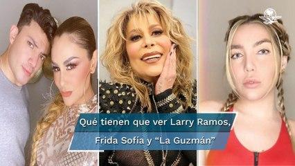 Larry Ramos, el fraude a Alejandra Guzmán y la relación con Frida Sofía