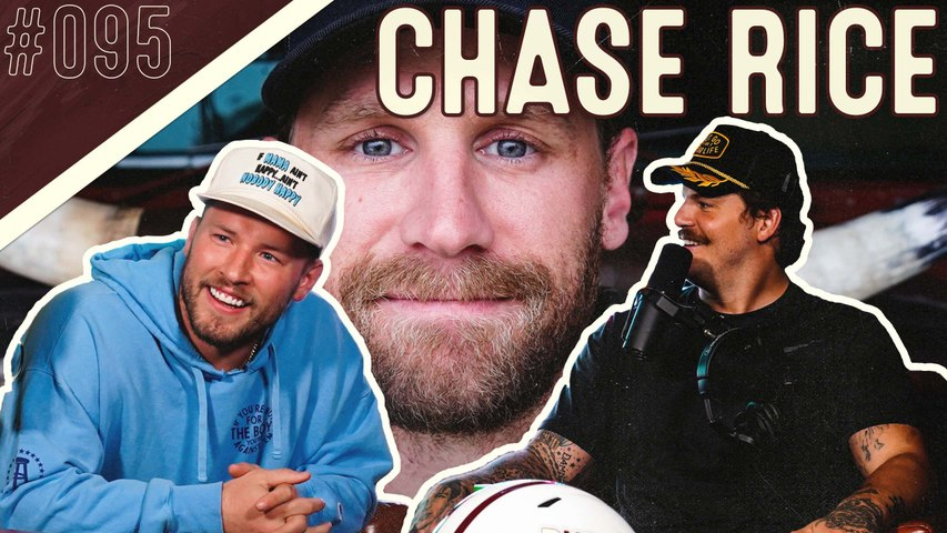 Chase Rice Got Kicked Out of Country Music | Bussin' With The Boys #095