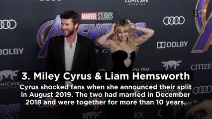 Most Shocking Celebrity Divorces in Hollywood