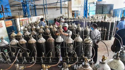 Oxygen stocks may run out in few hours in Delhi hospitals