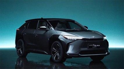 Toyota auf der Auto Shanghai 2021