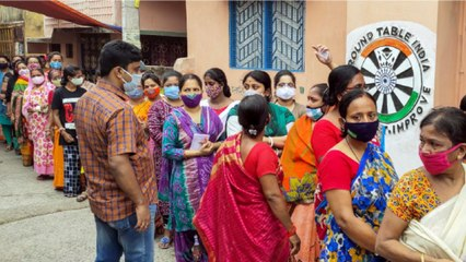 6th phase polling in Bengal, Watch latest update