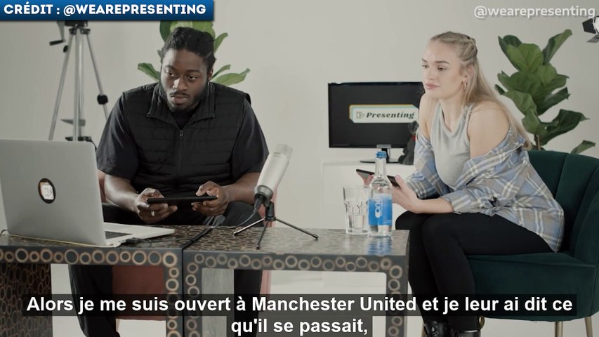 Les touchantes confidences de Jesse Lingard