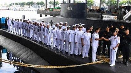 Sous marin disparu en Indonésie: les marins ont de l'oxygène jusqu'au 24 avril