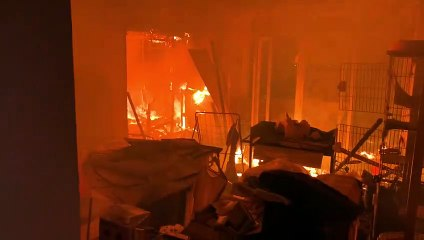 Fire destroys two units at Bukit OUG condominium