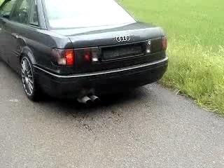 Audi S2 Sedan Audi V8 4.2