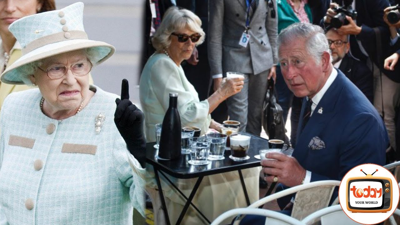 Prince Charles, Camilla Have A Drinking Problem, Could Be Thrown Into Rehab By The Queen