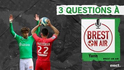 #ASSESB29 : 3 questions à Brest On Air