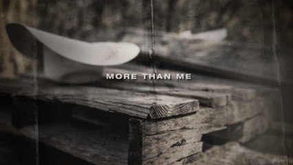 Justin Moore - More Than Me