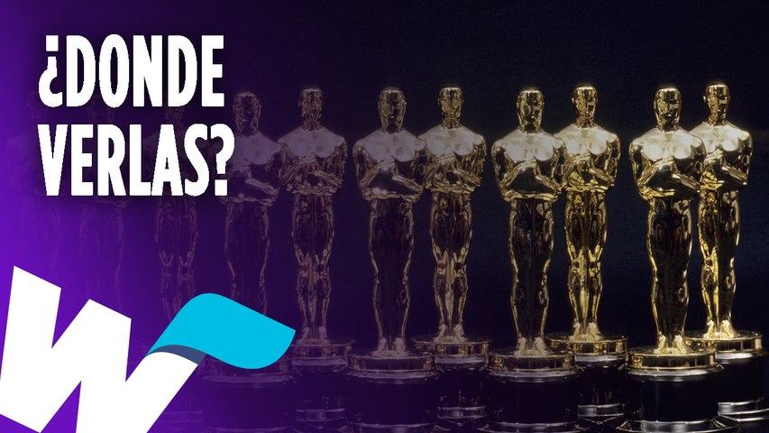 En Wipy te decimos donde puedes ver las nominadas al Oscar
