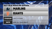 Marlins @ Giants Game Preview for APR 23 -  9:45 PM ET