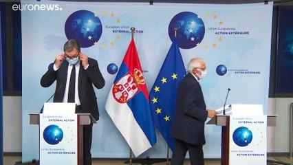 L'Ue rilancia il dialogo tra Serbia e Kosovo ma Vučić e Kurti non si incontrano