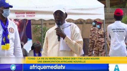 Quand Idriss Déby dénonçait la politique française en Afrique...