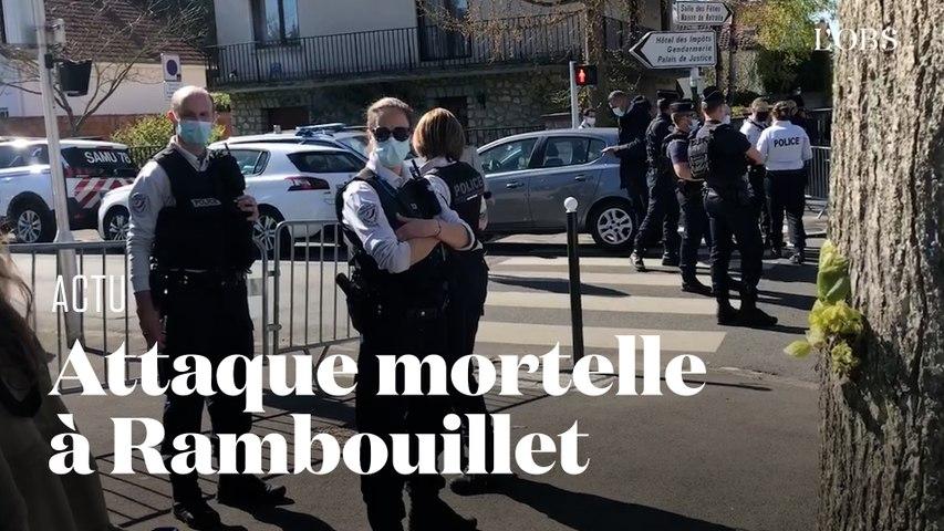 Une fonctionnaire de police tuée dans une attaque au couteau à Rambouillet
