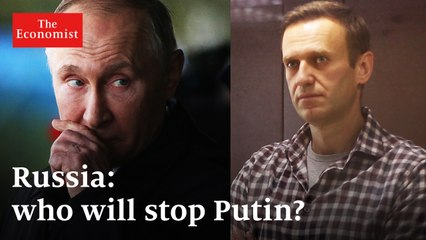 Alexei Navalny: will the West stand up to Russia?