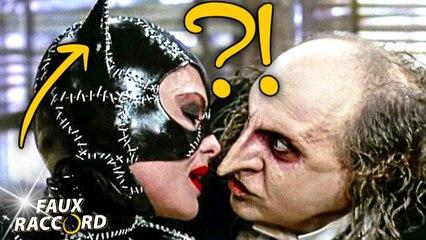 Les (Sombres ?) Erreurs des BATMAN de Tim Burton - Faux Raccord