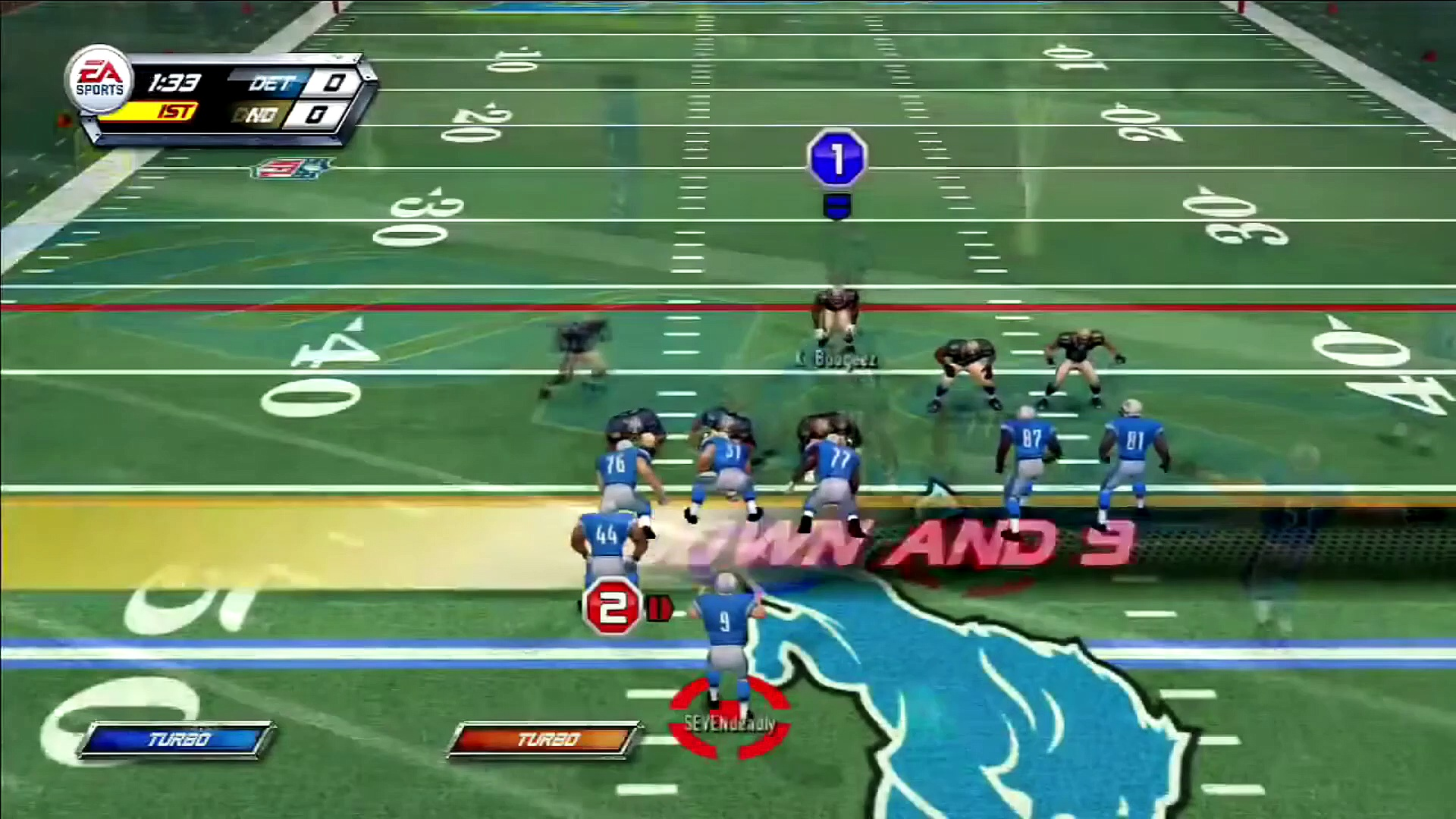 New NFL Football Game Coming!