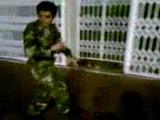 humour bourré alcolo danse jackson militaire