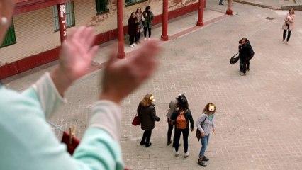Tráiler de la Segunda temporada de 'Las señoras del (h)AMPA'