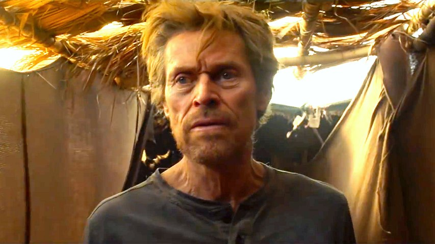 Siberia with Willem Dafoe - Official Trailer