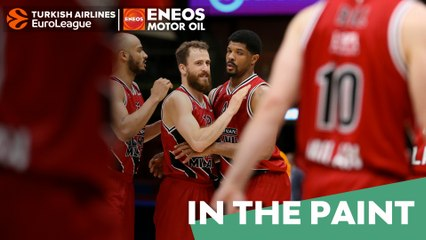 In the Paint | Go behind the scenes of Game 2 in all four playoffs series