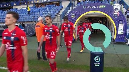 Le résumé de FCSM-SM Caen (1-0)