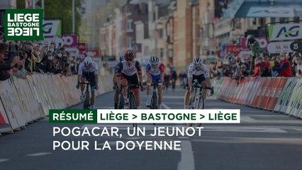 Liège Bastogne Liège Hommes 2021 - Résumé de la course