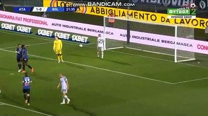 Ruslan Malinovsky   goal  Atalanta  1  -  0   Bologna