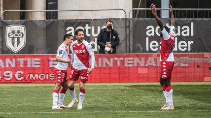 Highlights : Angers SCO 0-1 AS Monaco