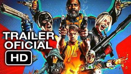 El Escuadron Suicida - Trailer ESPAÑOL [HD] Margot Robbie