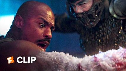 Mortal Kombat Movie Clip - Sub-Zero Finisher (2021) - Movieclips Trailers