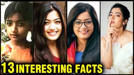 Rashmika Mandanna | 13 Interesting Unheard Facts