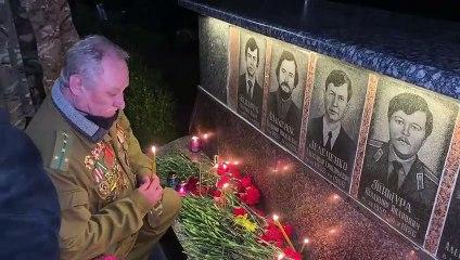 Chernobyl, commemorate le vittime 35 anni dopo l'incidente