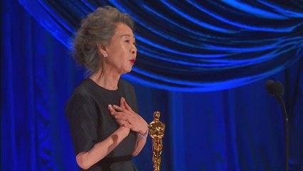 (윤여정)- Youn Yuh-jung – Minari : Best Supporting Actress   Oscars 2021