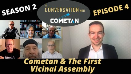 A Special Conversation with Cometan | Season 2 Episode 4 | Cometan & The First Vicinal Assembly