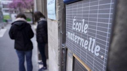 Rentrée scolaire : à Paris, des parents d'élèves «contents que ça rouvre »