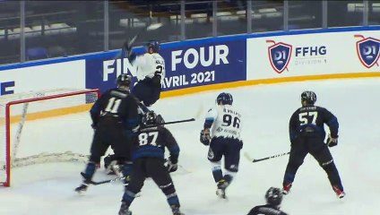 Final Four D1. 1/2 finale - Nantes - Marseille (2-5), le résumé vidéo